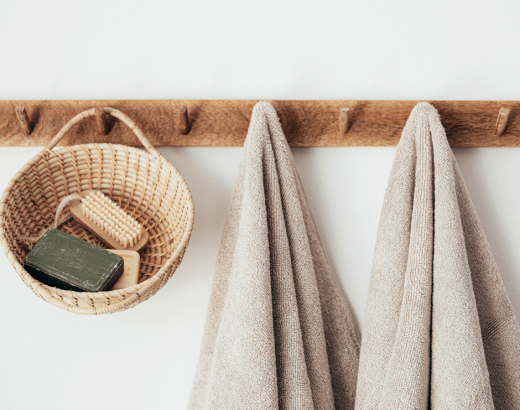 Designing a nature inspired bathroom