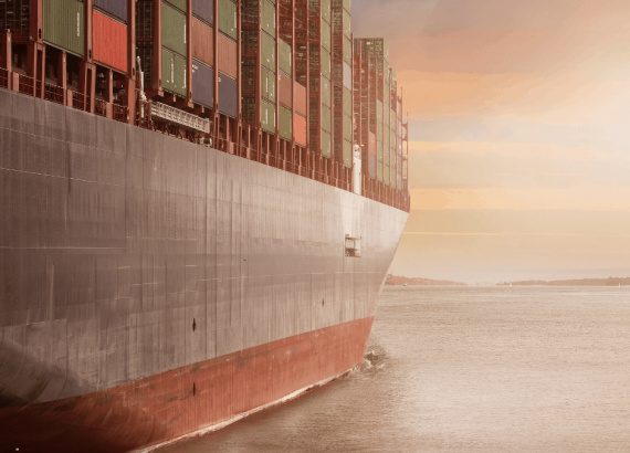 Selecting a container for International Freight Shipping