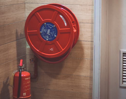 3 fire protection systems for your home