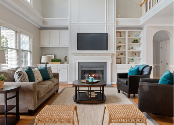 3 tips for a full scale living room renovation